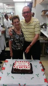 Dr. Roy Agar's 50th anniversary